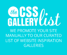 CSS Gallery List