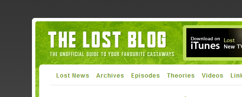 Lost Blog