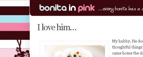 Benita in Pink