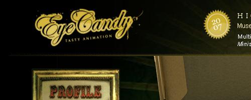 Eye Candy Animation