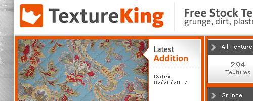 texture king