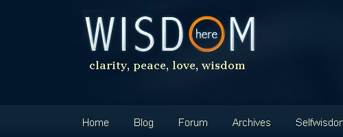 Wisdom Here