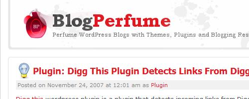 blog perfume