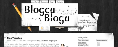 Blogcu Blogu