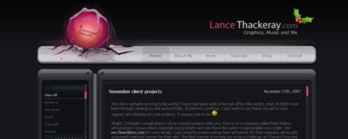 Lance Thackery