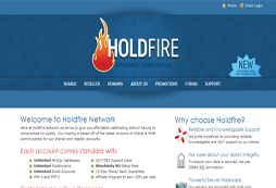 holdfire