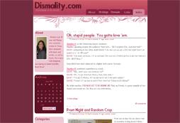 dismality