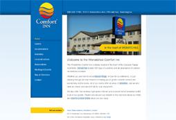 wenatchee comfort inn