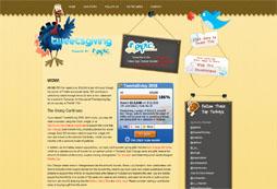 tweetsgiving