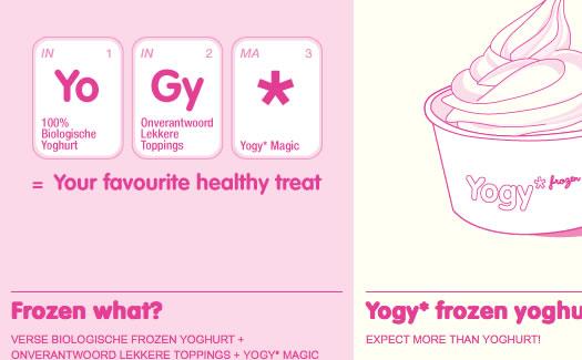 10 Yogy frozen yoghurt