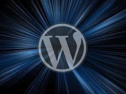 speed up wordpress site