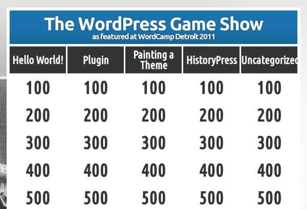 wwwwpgameshowcom