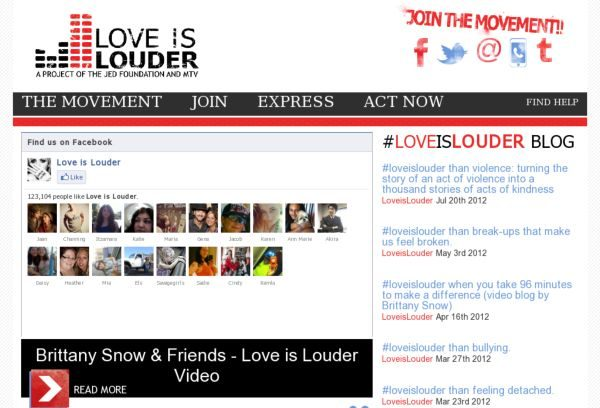 wwwloveisloudercom