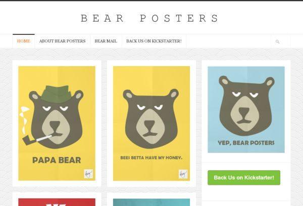 bearposterscom