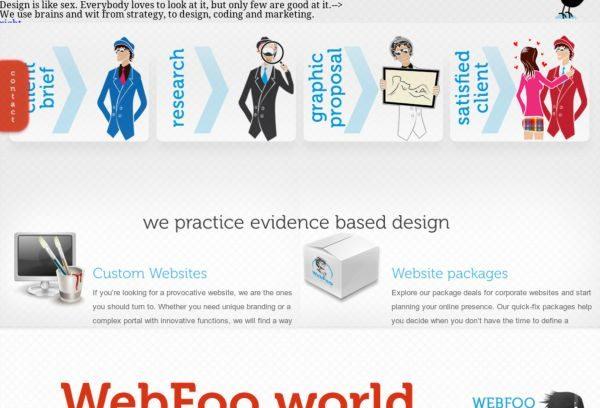 wwwwebfoo londoncouk