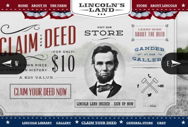 wwwlincolnslandcom