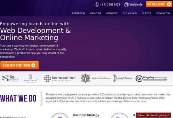 wwwp5systemscom