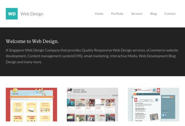 wwwweb designsg