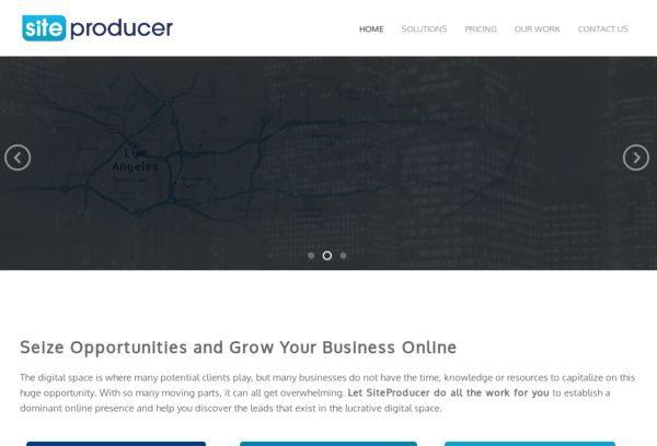 wwwsiteproducercom