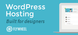 WordPress Hosting Built For Designers