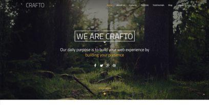 craftowp theme