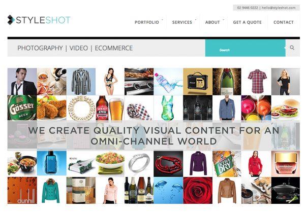 StyleShot Ecommerce Photography