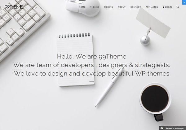 99themes wordpress themes