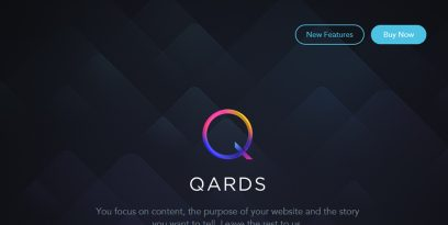 qards-design-modo-website