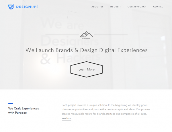 DesignUps   We Launch Brands   Design Digital Experiences