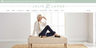 Julie Lopez Shoes