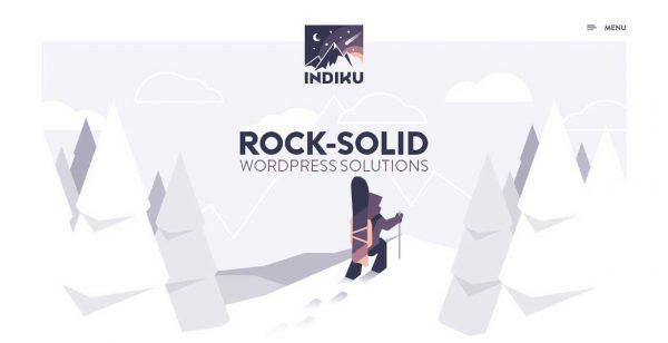 indiku website screenshot