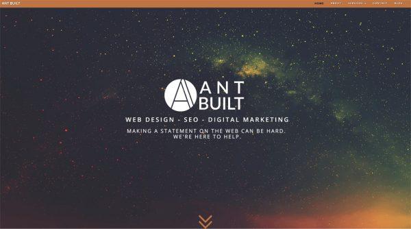 AntBuilt
