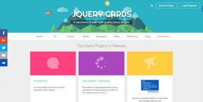 jquery-cards