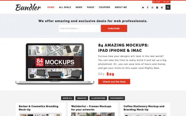 Bundler Blog – Easy Digital Downloads – Just another WordPress site 2016 03 28 12 57 55