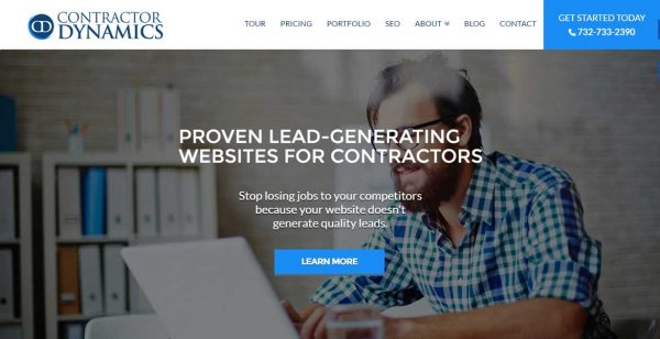 Construction-Website-Design