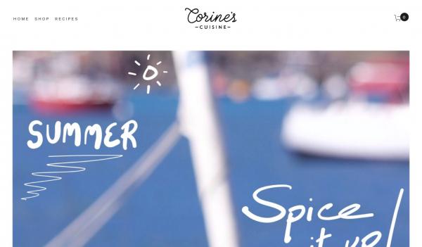 Corine's Cuisine - Gourmet Sauces 2016-08-15 14-54-37