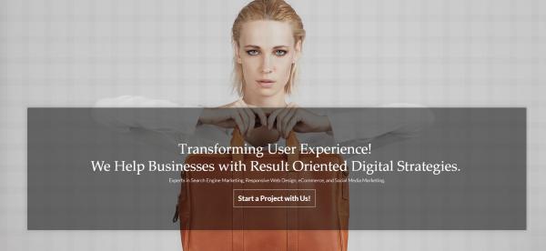 Custom Web Design Agency Toronto