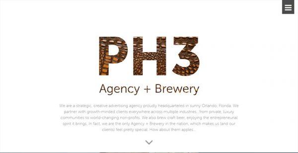 PH3 AgencyBrewery