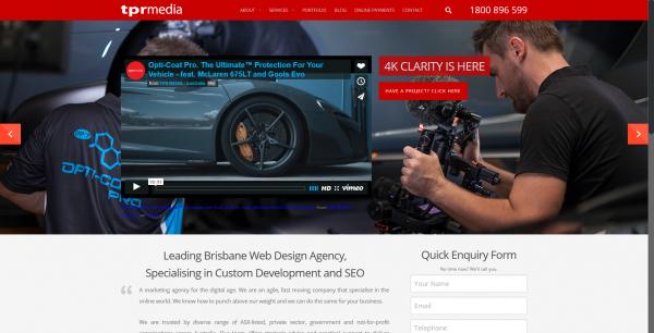 Web Design Brisbane Brisbane Web Development Video Production Brisbane TPR Media 2016 05 31 13 41 50