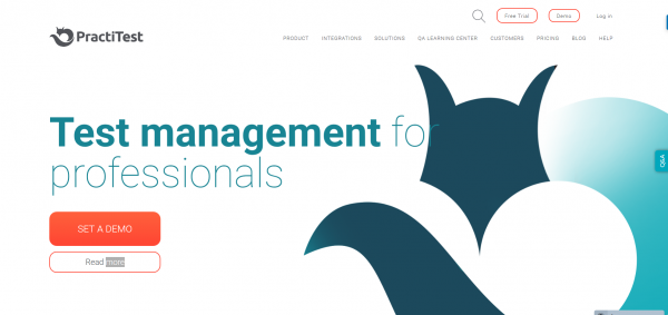 PractiTest Software Testing QA Test Management Tools