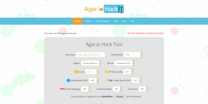 Agar.io Hack Cheat and dominate Agar.io with our tool