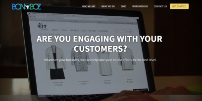 Digital Marketing Company Bonoboz