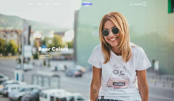 Dreadpen Web Graphic Designer and Illustrator