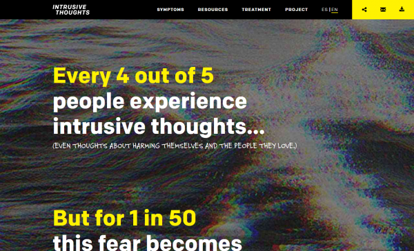 Intrusive Thoughts Every 4 out of 5 people experience intrusive thoughts…