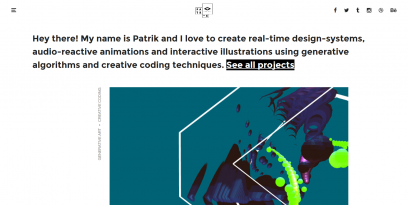 Patrik Huebner – Generative Design and Creative Coding – real time animations programmed illustrations and audio reactive art using generative algorithms and creative coding approaches 2016 08 18 10 15 26