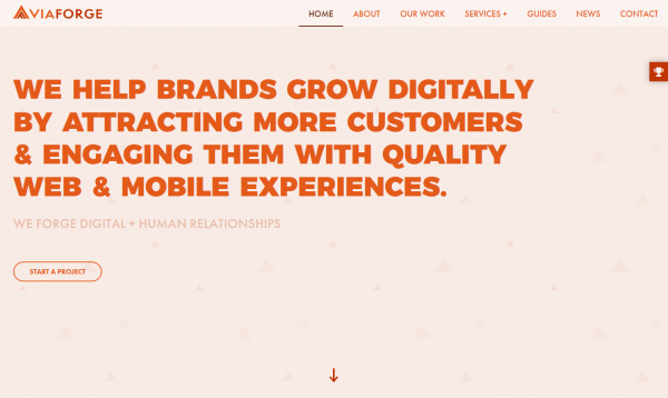 ViaForge Columbus Digital Marketing Agency Web Design Company