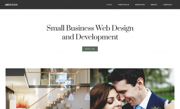 Jamie Mitchell Design Freelance Web Designer Sydney Rydalmere NSW