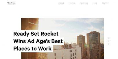 RSR homepage
