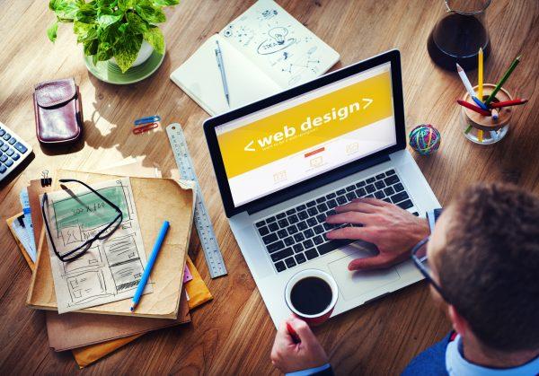 wordpress web design trends in 2018