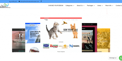 Webmaster Malaysia Screen Shot